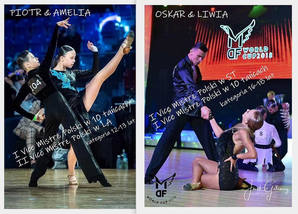 Nasi tancerze w Kadrze Polski PTT